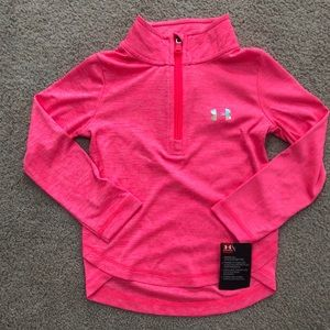 Girls size 4/4T Under Armour Long Sleeve